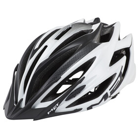 MET Veleno Helm matt white/black